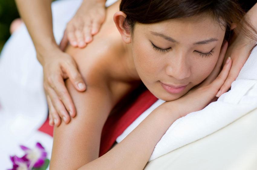 Back Massage Greenpoint